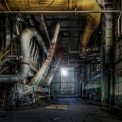 Abandoned Powerstation Centrale Thermique