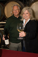 John & Karen Bergström, Bergström winery, Yamhill-Carlton AVA, Willamette Valley, Oregon