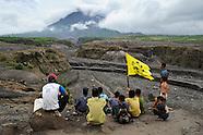 Gunung Merapi, Java, Indonesia