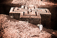The Churches of Lalibela, Ethiopia
