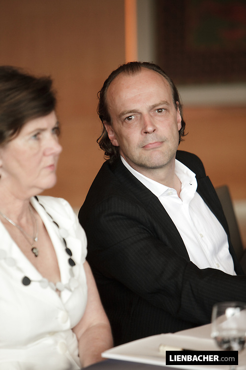 Salzburg: Helga Rabl-Stadler and Sven-Eric Bechtolf at a press conference in the House for Mozart. Photo: Wolfgang Lienbacher