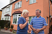 Mr. and Mrs. Fitzpatrick have recently had their home improved, they have seen a dramatic fall in their energy bills. Northwards housing have dramatically improved the energy rating to thousands of homes they manage for Manchester city council.