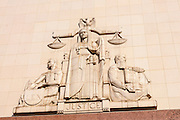 Los Angeles Superior Court, Stanley Mosk Courthouse, California