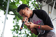 Chance The Rapper at Lollapalooza