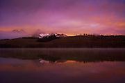 Little Redfish Lake, Sawtooth Range, Idaho