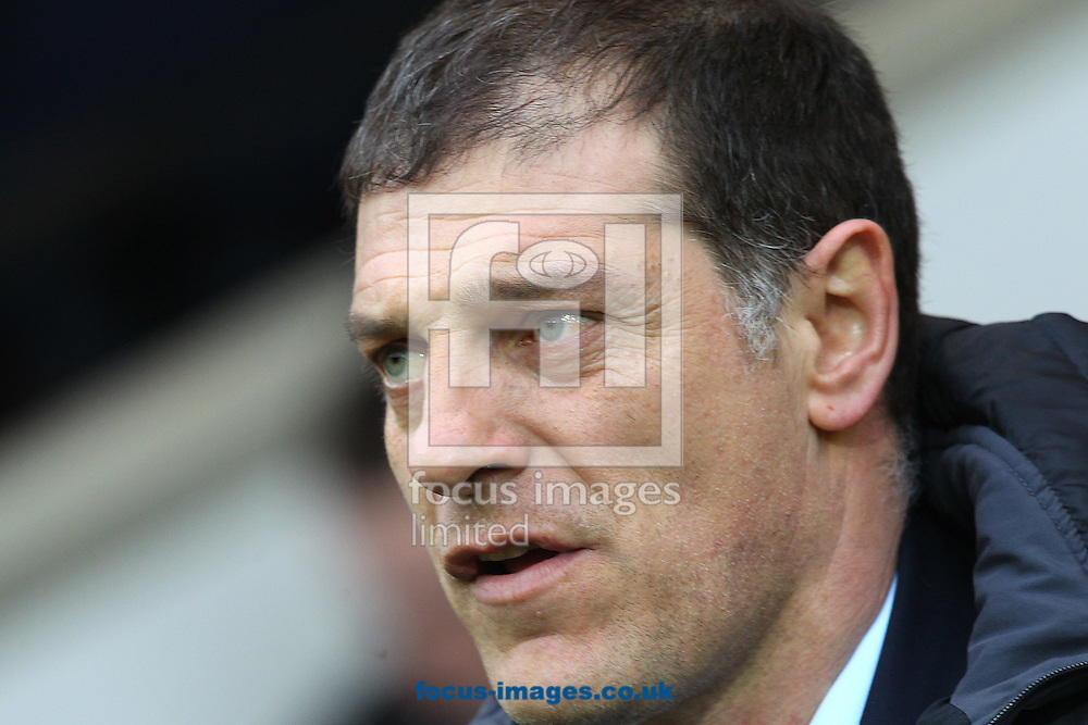 West Ham Manager Slaven Bilic before the Barclays Premier League match at Carrow Road, Norwich<br /> Picture by Paul Chesterton/Focus Images Ltd +44 7904 640267<br /> 13/02/2016