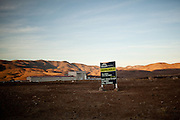 Lance Gilman's business park in McCarran, Nev., November 26, 2012.