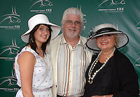 Michael McDonald and family