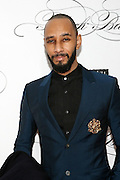 """December 6, 2012- New York, NY: Music Producer Swizz Beatz attends the ' Keep A Child Alive Black Ball """" Redux """" 2012 ' held at the Apollo Theater on December 6, 2012 in Harlem, New York City. The Benefit pays homage to Oprah Winfrey, Angelique Kidjo for their philanthropic contributions in Africa and worldwide and celebrates the power of woman and the promise of an AIDS-free Africa. (Terrence Jennings)"""