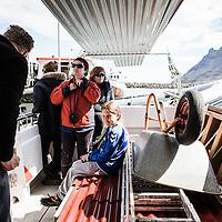 Work trip to Kvíar in Jökulfirðir