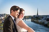 Sheri & Josh's September Cambridge Mill wedding
