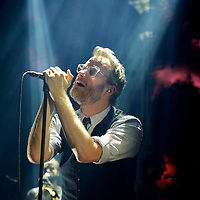 Matt Berninger of The National live at the Roundhouse in London on the 26 June 2013