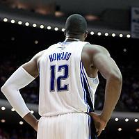 BASKETBALL - NBA - ORLANDO (USA) - 01/11/2008 -  .ORLANDO MAGIC V SACRAMENTO KINGS  (121-103) DWIGHT HOWARD  / ORLANDO MAGIC