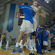 12/30/11 Newark DE: Delaware Freshman Guard #13 Kyle Anderson being introduced prior to a NCAA basketball game against Temple Friday, Dec. 30, 2011 at the Bob carpenter center in Newark Delaware...Rahlir Jefferson-Hollis led the Owls with 13 points and eight rebounds, Anthony Lee added a career-high 12 points, seven rebounds, and three blocks, Juan Fernandez contributed 11 points, and Ramone Moore chipped in with 10 points and a game-high six assists.