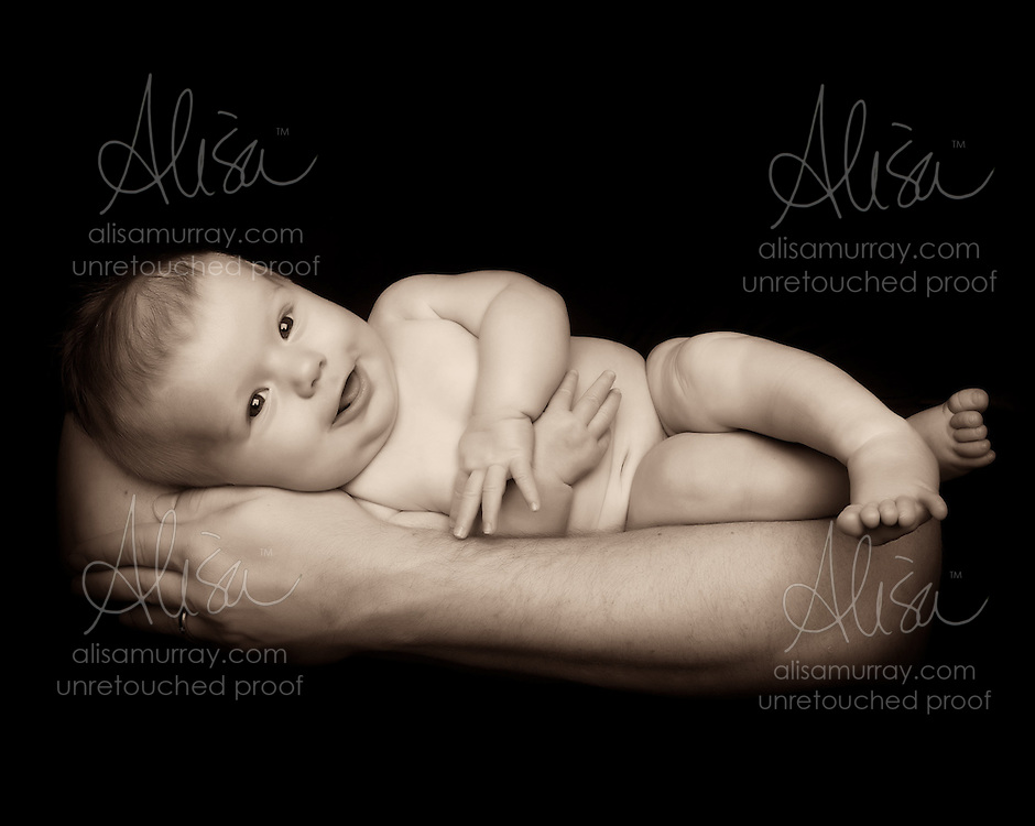 Newborn Baby Photography by Alisa Murray Photography