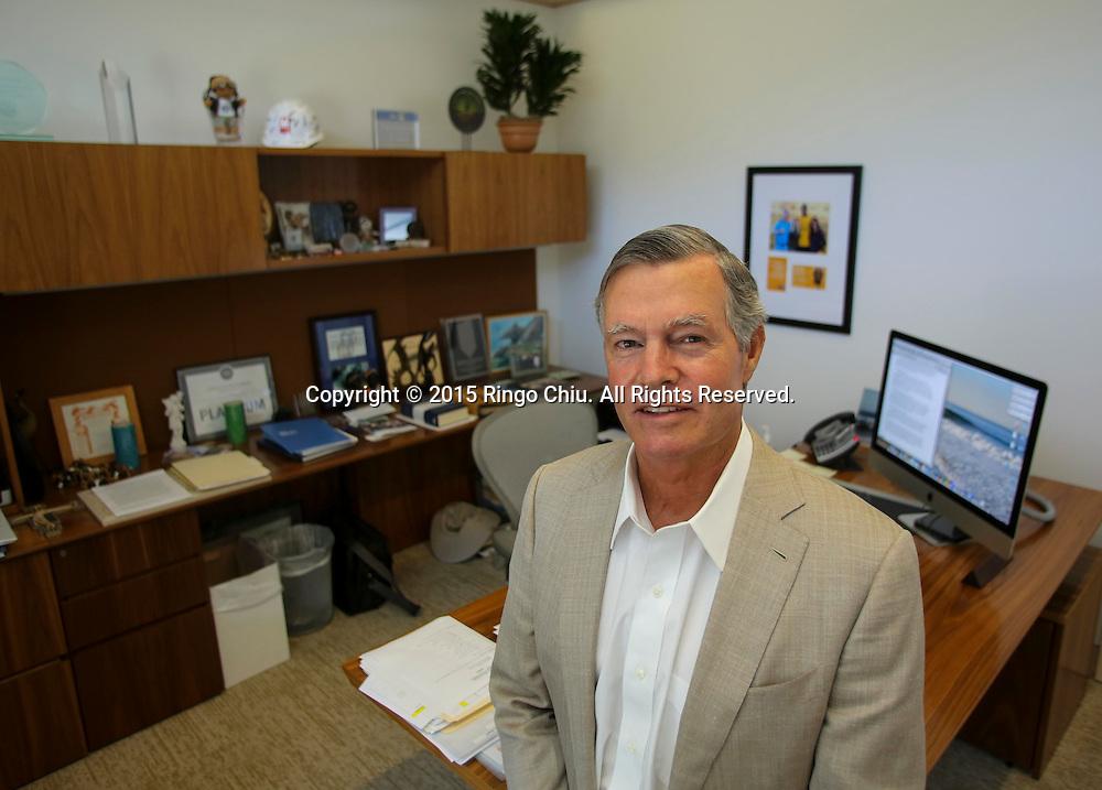 Steven Hilton, Chairman, Hilton Foundation.