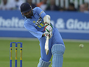 .24/06/2002.Sport - Cricket - .One day game 50 overs - Kent CC vs India.St Lawrence Ground - Canterbury.Harbhajan Singh..