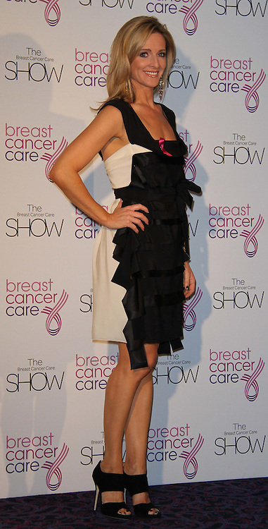 Gabby Logan Breast Cancer Care Fashion Show | Celebrity and red carpet ...