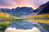 North Lake Sunset, Eastern Sierra, California