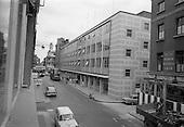 1964 Exterior views of Buildings