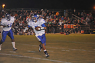 Water Valley vs. Nettleton in high school football action in Nettleton, Miss. on Friday, October 1, 2010.