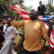 Obama Election in Kenya