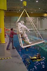 NASA Neutral Buoyancy Lab