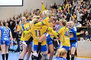 HBALL: 13-03-2017 - Nykøbing F. Håndboldklub - Randers HK - EHF Cup 2016-2017