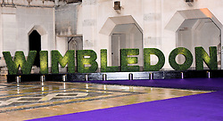 General View at the 2015  Wimbledon Champions Dinner at The Guildhall, Gresham Street, London on Sunday 12 July 2015