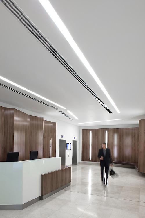 office reception pall mall london