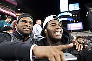 Panters & NW Raiders visit Eagles game - BS1041