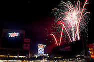 A general view of Target Field on June 20, 2014 in Minneapolis, Minnesota.  Photo by Ben Krause