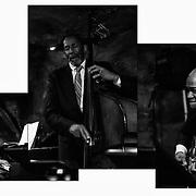 Ron Carter's Golden Striker Trio @ Bohemian Caverns WDC 5/21/11
