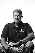 Ed Gallagher<br /> Navy<br /> E-9<br /> Force Protection<br /> 1972-2005<br /> Vietnam, Desert Storm, OIF<br /> <br /> Veterans Portrait Project<br /> Louisville, KY<br /> VFW Convention <br /> (Photos by Stacy L. Pearsall)