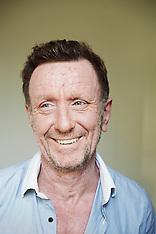 David Mallett, Hairdresser (Paris, July 2012)