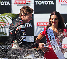Will Power wins the 2012 Toyota Grand Prix of Long Beach