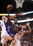 NBA: New Orleans Hornets at Phoenix Suns//201211123