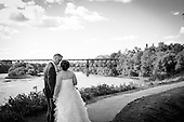 Megan's wedding photos - Kim & Rom's big wedding celebration