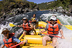 South Fork American River, CA - Whitewater Rafting