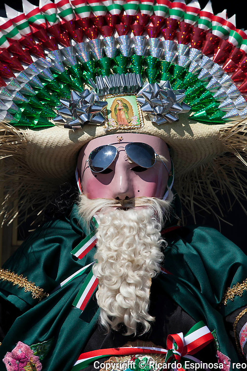 Fotografías del carnaval de Huejotzingo, Puebla, México