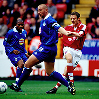 Charlton Athletic v Leicester City 1.4.2001