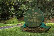 Tobago Main Ridge Forest Reserve, a UNESCO World Heritage Site; Trinidad and Tobago.