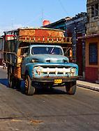 Old truck in Cardenas, Matanzas, Cuba.