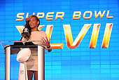1/31/2013 - Beyonce Super Bowl Half Time Press Conference