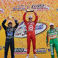 2010 INDYCAR RACING KANSAS
