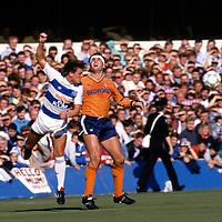 QPR v Luton Town 26.9.1987