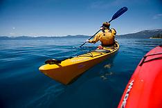 Sea Kayaking Photos - Stock images