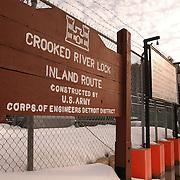 Crooked River Locks