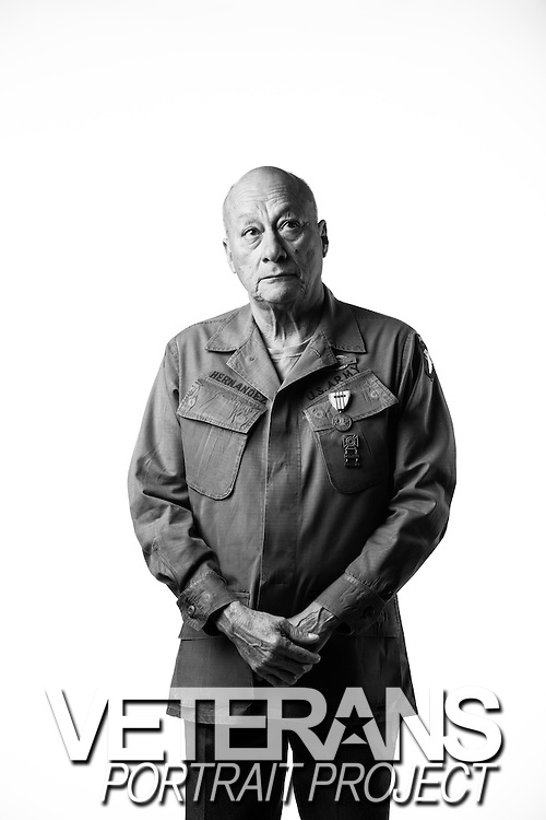 Humberto Hernandez was an Army 60 machine gunner during the War in Vietnam. He served from May 23, 1969 to Jan. 1, 1971. He held the rank of E-4 upon his separation from service.<br />