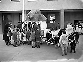1956 - 18/12 Children's Party at Baldoyle Hospital